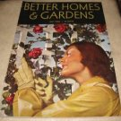 Better Homes and Gardens Magazine July 1936