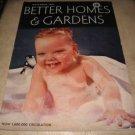 Better Homes and Gardens Magazine November 1937