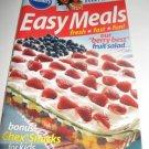 Pillsbury Easy Meals July 2005 No 293 recipes cookbook