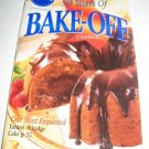 Pillsbury The best of 50 years of bake off contests recipes cookbook