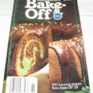 Pillsbury America's 28th Bake-off Cookbook 1978