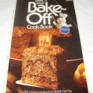 Pillsbury 24th Bake-off Cookbook 1973