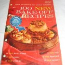 Pillsbury 15th Grand National Bake-off Cookbook 1964