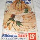 Pillsbury's 9th Grand National Cook book 1958 Pillsbury