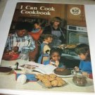 I Can Cook Cookbook by Sophie Kay