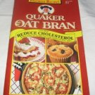 Quaker Oat Bran Favorite Recipes