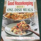 Good Housekeeping Best One-Dish Meals Cookbook