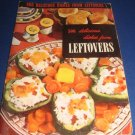 500 Delicious dishes From Leftovers Number 2 cookbook
