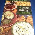 250 Sauces gravies and dressings Recipes Number 20 cookbook