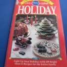 Pillsbury Classic  no. 106 Holiday Christmas cookies