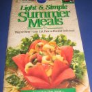 Pillsbury Classic  no. 101 Light and simple summer meals recipes