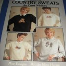 Leisure Arts 503 Mimis Country Sweats by Mimi Hanna