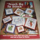 Teach me to stitch by Linda Gilliam
