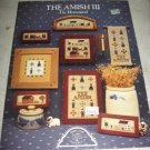The Amish III The Homestead by Homkespun Elegance cross stitch pattern
