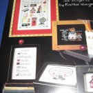 A teacher is  cross stitch Leisure Arts 2399 by Kathie Rueger
