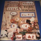 Teddy n Friends cross stitch patterns by Dale Burdett
