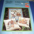 Forest Babies Collection by Candi Martin cross stitch pattern 90013