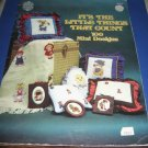 It's the little things that count by Gloria and Pat cross stitch pattern book 12