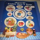 More Kitchen Mats and Hoops  cross stitch pattern BKW017