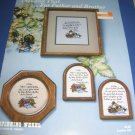 This and that for Father and Brother cross stitch pattern leaflet 133 by Yvonne M Thorp