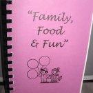 Food Family and Fun recipes Mukwonago 2002