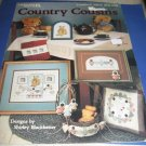 Leisure Arts 463 Country Cousins by Shirley Blackketter