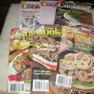 6 issues of Home Cooking 1999,2000,2002,2003