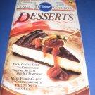 Pillsbury Classic  no.133 Desserts cookbook recipes