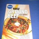 Pillsbury Easy Ground Beef Recipes cookbook recipes