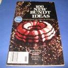 Pillsbury 100 new bundt ideas cookbook recipes