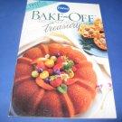 Pillsbury Bakeoff and other favorites treasury cookbook recipes