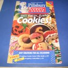Pillsbury Fast fresh yummy cookies cookbook recipes
