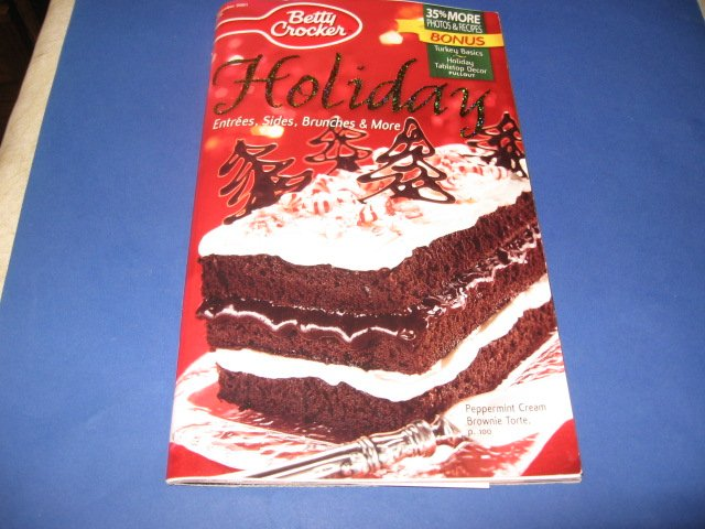 Holiday Entrees Sides Brunches More-Betty crocker  178