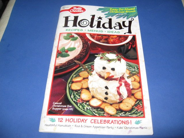 Holiday recipes menus ideas Betty Crocker  123