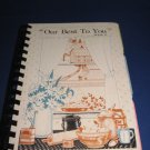 Our Best To you Book II Watertown Memorial Hospital AuxiliaryCookbook