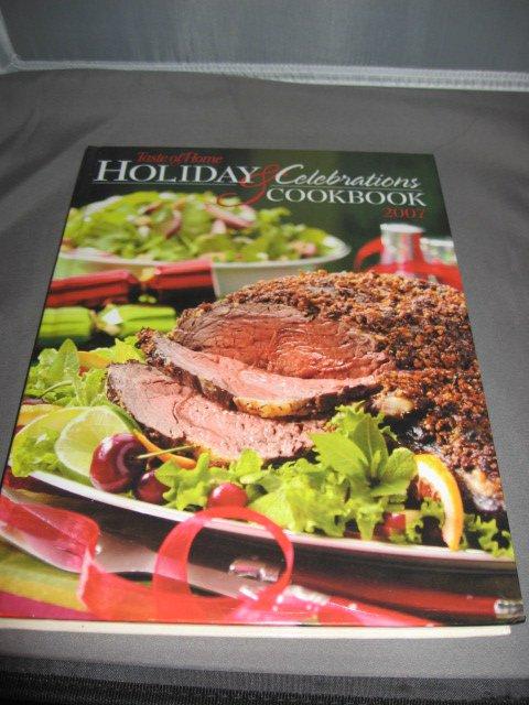 Taste of Home Holiday Celebrations Cookbook 2007