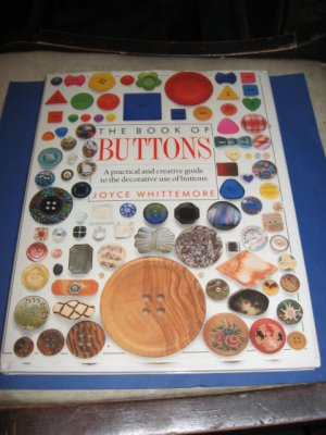 The book of Buttons by Joyce Whittemore