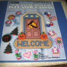 Year Round Welcome in plastic canvas Leisure arts 1429 by Jack Peatman