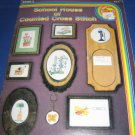 School House of Counted Cross Stitch Book 3 Cross Stitch patterns  CC-3