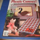 Plastic canvas magazine number 5 1989