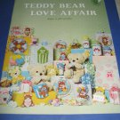 Teddy Bear Love Affair Any Bunny Creations patterns ABC104
