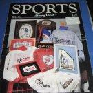 Stoney Creek  SportsCross Stitch patterns book 46