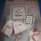 Leisure Arts The Duck Stops Here  cross stitch by Figi Graphics leaflet 706