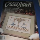 For the love of cross stitch Leisure Arts September 1989