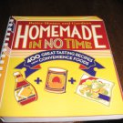 Homemade in No Time (2004, )cookbook better homes and gardens