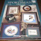 The sportman's dream bk 55  cross stitch patterns