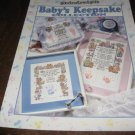 Baby's Keepsake Collection cross stitch patterns