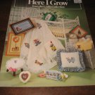 Here I Grow from the Cari Collection cross stitch patterns