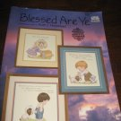 Blessed are ye by Gloria and Pat book 43 cross stitch patterns