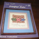 Pitiful Pals Dale Burdett book 2 cross stitch patterns